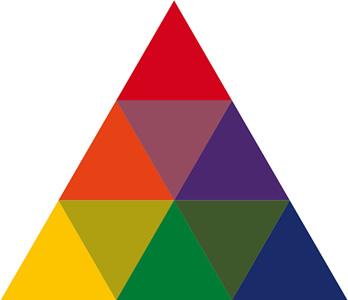 Goethe - Le Triangle des Couleurs
