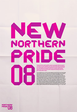 Jack Daly - New Northern Pride