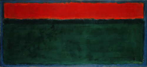 Mark Rothko - Sans titre (1952)