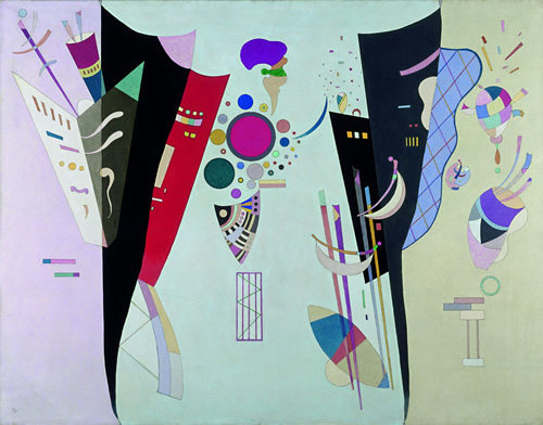 Wassily Kandinsky - Accords réciproques (1942)